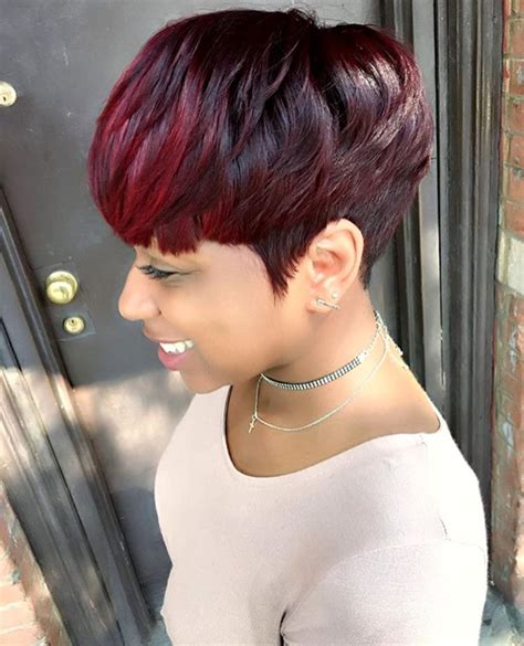 cut and color gorgeous cut and color via artistry4gg black hair