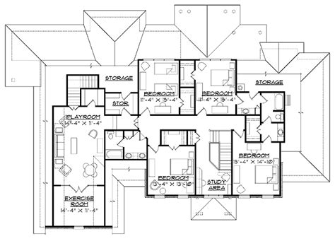 6 Bedroom House Plans by 301 Moved Permanently