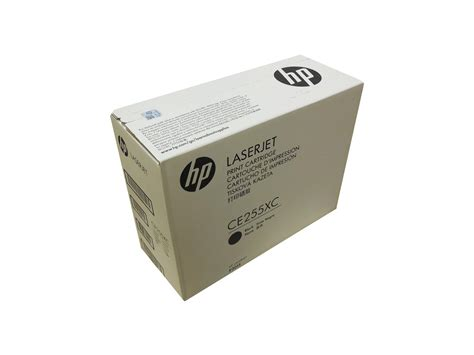 Original Toner Cartridge Hp Q5951ac hp ce255xc ce255x 55x hewlett packard black toner cartridge genuine oem ebay