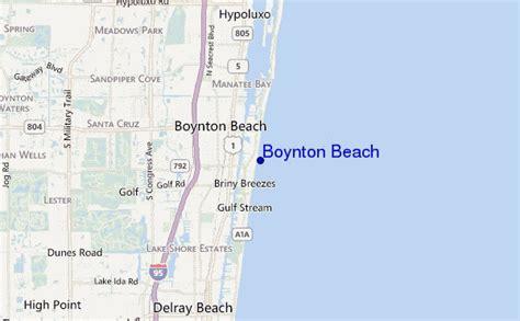 map boynton florida boynton surf forecast and surf reports florida