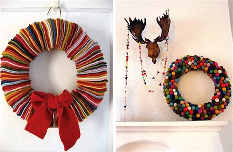 Simple Handmade Decorations - last minute handmade gifts roundup made everyday