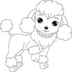 images to color free printable dogs and puppies coloring pages for