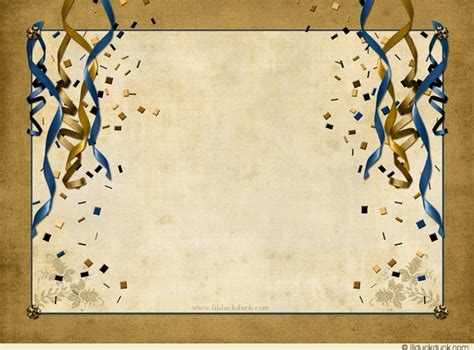 backdrop design for retirement blue and golden retirement party card streamers