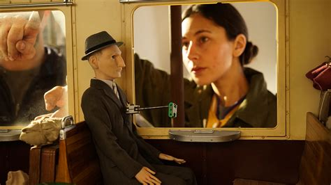 anne frank animated biography the first images of ari folman s stop motion animated anne