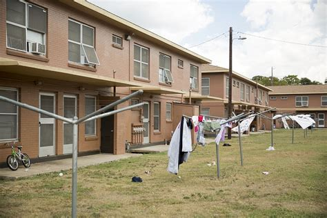 subsidized housing high income texans find homes in public housing the