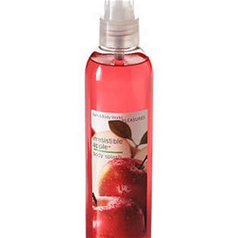 Apple Scents | bath body works irresistible apple fragrance reviews