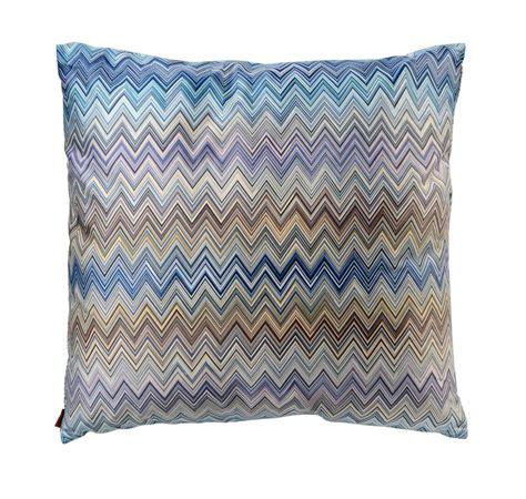 missoni home pillow blue 170m j brulee home