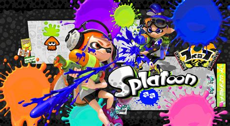 wallpaper girl vs boy splatoon inkling girl vs boy wallpaper by dakidgaming