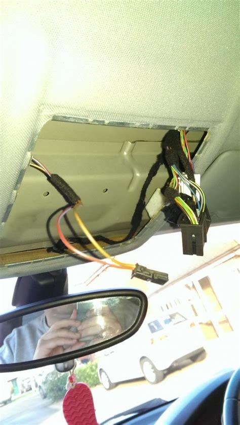 bmw microphone wiring