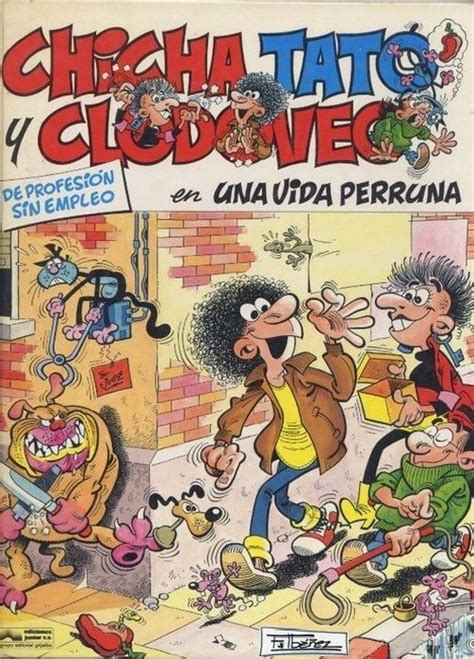 libro chicha tato y clodoveo chicha tato y clodoveo 1986 junior tebeosfera