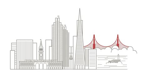 san francisco skyline tattoo 17 best images about graphic design tutorials on