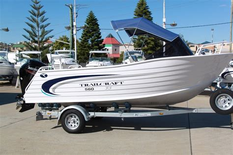 runabout boat wa new trailcraft 560 runabout trailer boats boats online