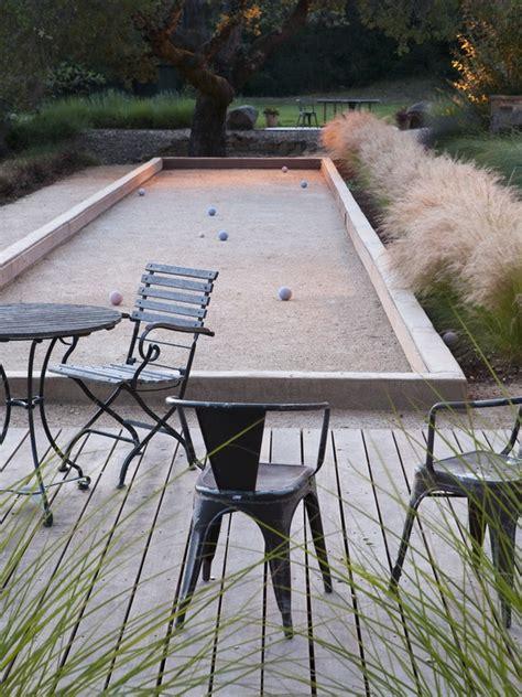 backyard bocce ball court dimensions recreation creations keeley kraft