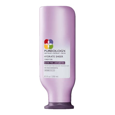 pureology hydrate light conditioner hydrate light sheer conditioner pureology eskinstore