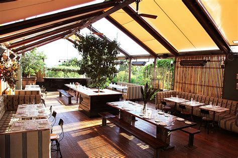 Best Outdoor Patio Designs 10 Best Restaurants In Los Angeles For Outdoor Dining L