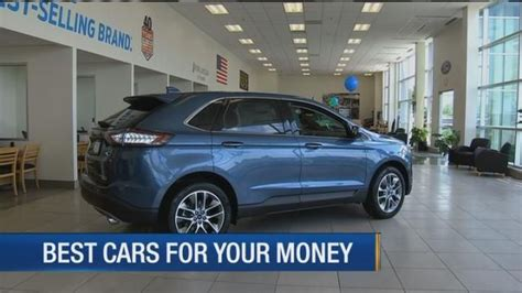 best suv for your money best cars for your money which two row suv is best for a