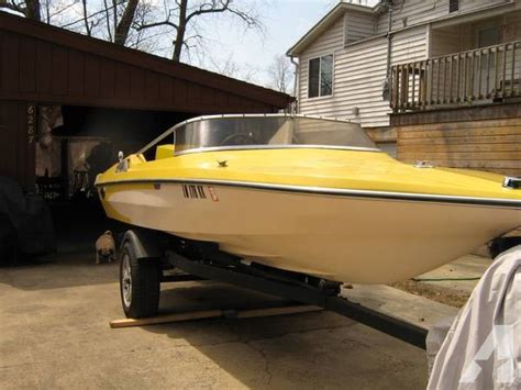glastron boats speed glastron gt160 speed boat 16 foot 1980 boat in