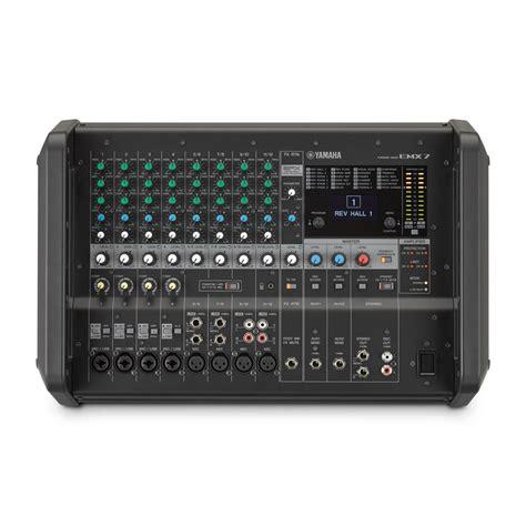 Mixer Yamaha F4 emx series descri 231 227 o mixers 193 udio profissional