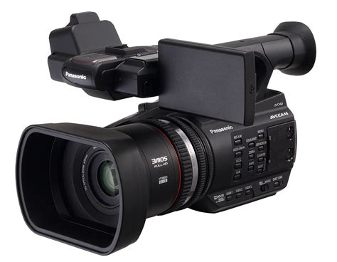 Kamera Profesional Sony panasonic announces new stylish avccam recorder ag ac90 professional solutions