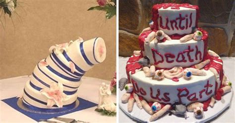 Wedding Cake Fails 22 worst disney cake fails these totally