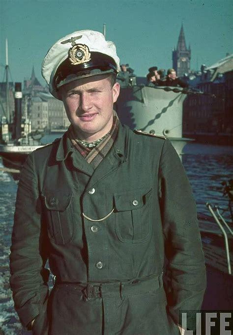 u boat captain u boat captain 1942 3e reich pinterest guerriers et