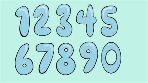 Drawing Numbers by Pin Numbers On