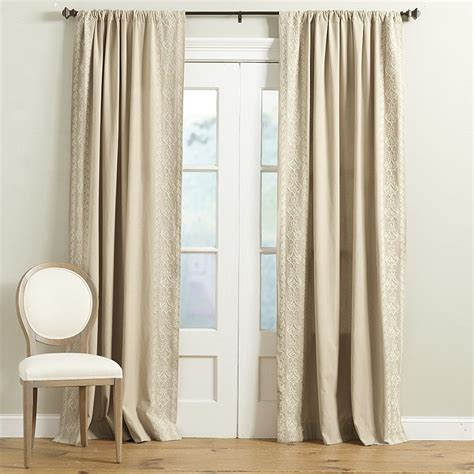 ballard designs drapes palermo embroidered drapery panel ballard designs