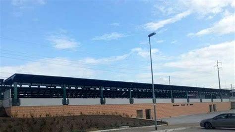 ponte di nona stazione ponte di nona aumentano i treni da e verso roma