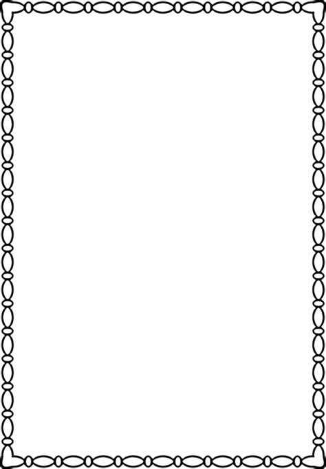 Decorative borders download free clip art with a