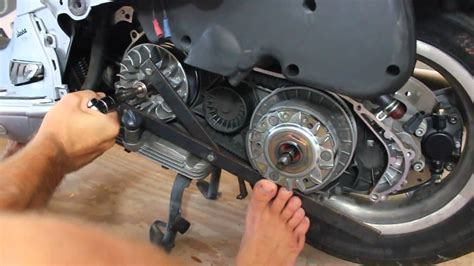 Belt Vario 150 Fan Belt V Belt vespa cvt parts removal gts gt60 gtv gt 125 200 250