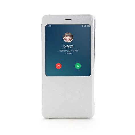 Flip Shell Fdt Xiaomi Redmi 2s Silver 1 original xiaomi redmi note 4 smart flip cover protective with window