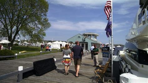 essex island marina boat show daily boater boating news
