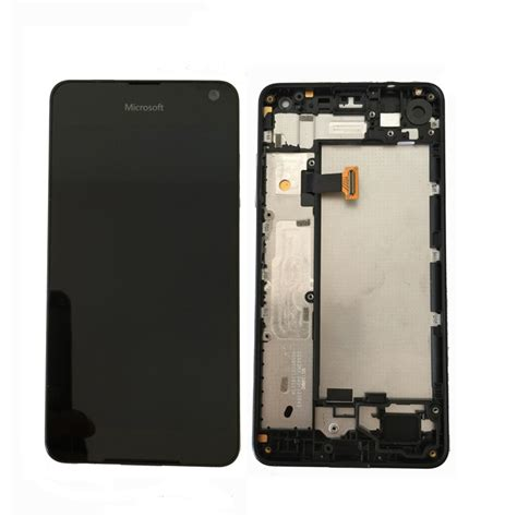 Lcd Nokia 6510 Frame Original original for microsoft nokia lumia 650 lcd display with touch screen digitizer assembly with