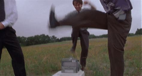 Office Space Gif Printer Office Space Animated Gif