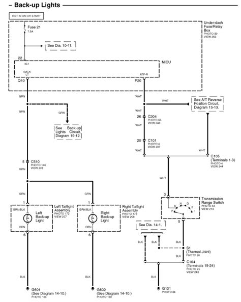 diagrams wiring ridgeline light wiring best free wiring diagram i a 2006 ridgeline i would like to wire a backup to the backup light circuit the