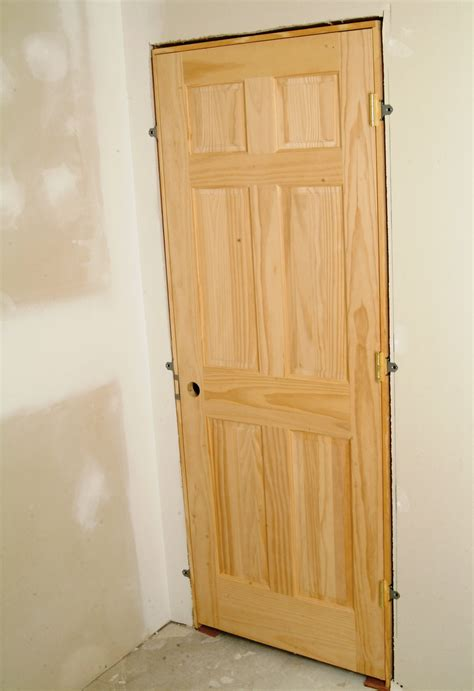 How To Install A New Interior Door by Installing Interior Door 3 Easy Steps 3