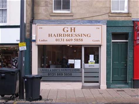 hairdresser glasgow road edinburgh g h hairdressing edinburgh hairdressers in portobello