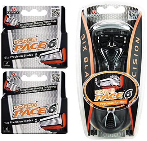 Dorco Pace 3 Three Razor Blade System Alat Cukur 3 Pisau search results for olay professional pg5 wantitall