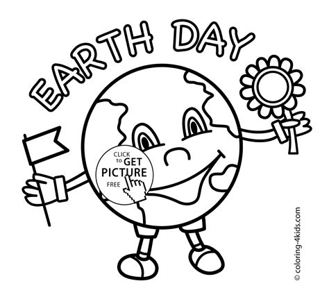 earth day coloring pages for toddlers earth day celebration coloring pages for kids printable
