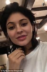 how to do kylies hair kylie jenner mourns her damaged hair destroyed from