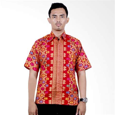 Kemeja Batik Fashion Prada Bb55 jual batik putri ayu kpd18 katun prada bali kemeja