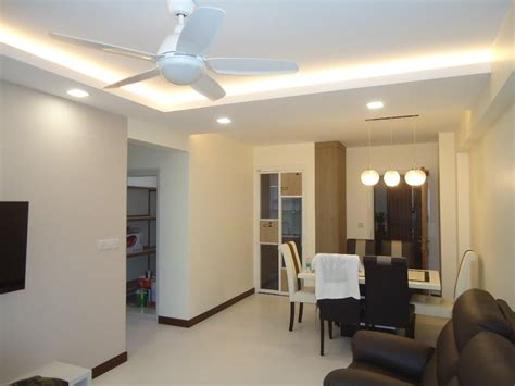Painting Plasterboard Ceiling by Partition Ceiling Works