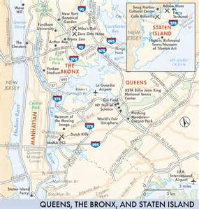 Map Of New York Bronx by Map Of The Bronx The Bronx Fodor S Travel Guides