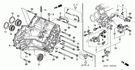 2002 honda civic lx automatic transmission wiring diagram