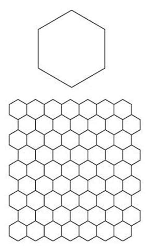 free paper piecing hexagon templates free printable paper piecing templates pdf