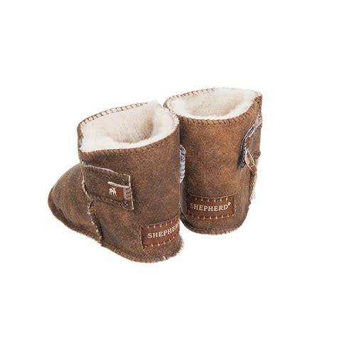 pantofole da pantofole per bambini di pelliccia di agnello