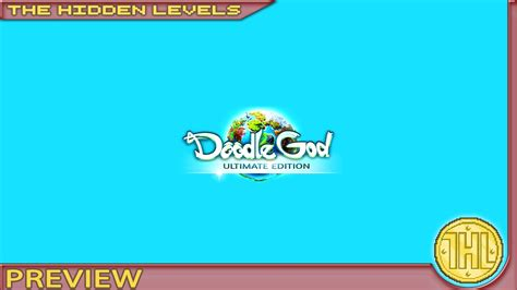 doodle god xbox one doodle god ultimate edition preview and gameplay xbox