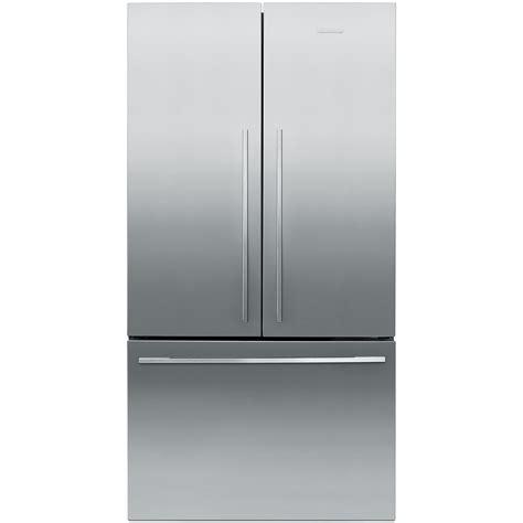 counter depth refrigerator door stainless steel shop fisher paykel activesmart 20 1 cu ft door