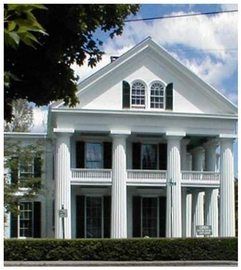 greek revival architecture features 1000 images about what makes a house greek revival on