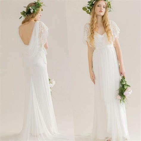 Vintage Hippie Wedding Dresses by Plus Size Hippie Wedding Dresses Pluslook Eu Collection
